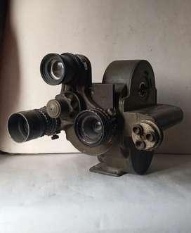 Kamera camera movie bell & howell antik classic vintage retro jadul