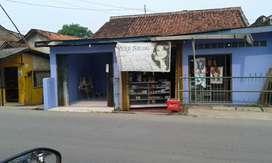 Ruko Strategis Pinggir Jalan Parung - Ciseeng (Dekat Pasar Parung)