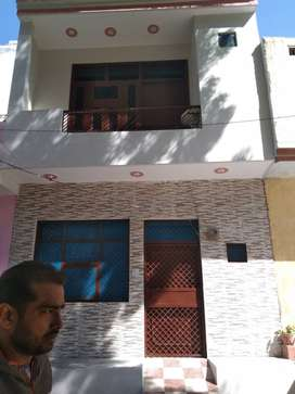 52 YARD PARK FACING DUPLEX HOUSE 32 LAC (JAGRATI VIHAR GARH ROAD)