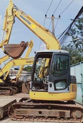 Jual Alat Berat Excavator komatsu model PC78US-6