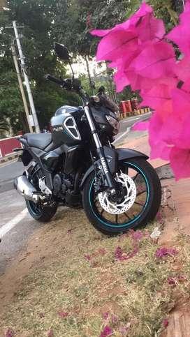Yamaha FZs V3 latest model