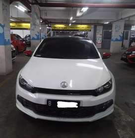 Vw scirocco GTS Automatic Putih 2014 Low KM