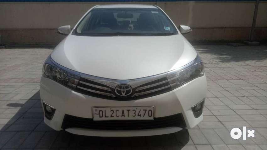 Toyota Corolla Altis G, 2014, Petrol 0