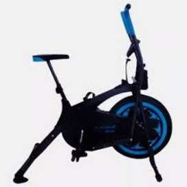 sepeda statis kardio fitnes I-734 // treadmill magnetik bike orbitrek