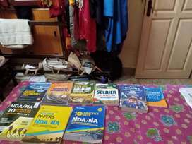 Defence books set