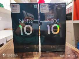 Mi Note 10 Lite 8/128 Box Pack One Year Official Warranty