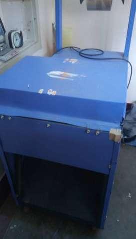 Paper cup(dona) making machine