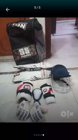 Cricket kit for children till age 13