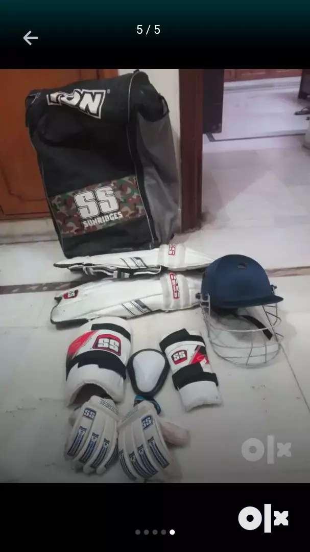 Cricket kit for children till age 13 0