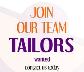 Required Full Time Ladies Tailor