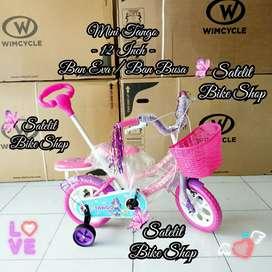 Sepeda Anak Cewek Ukuran 12 Tango Sepeda Anak Perempuan Sepeda Murah