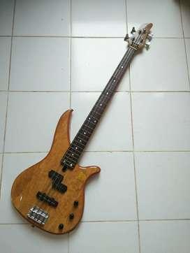 Gitar Bass - Yamaha TRBX174EW Mango Wood Bass, Natural