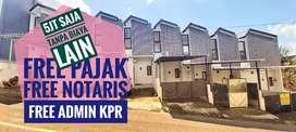 Promo 5 juta Free Pajak Notaris Admin KPR Kuta Selatan Rumah Subsidi