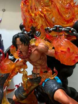 Action figure tsume art one piece