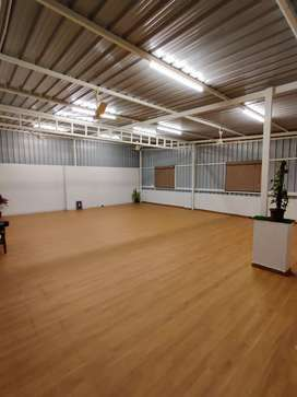Studio/Hall available for rent