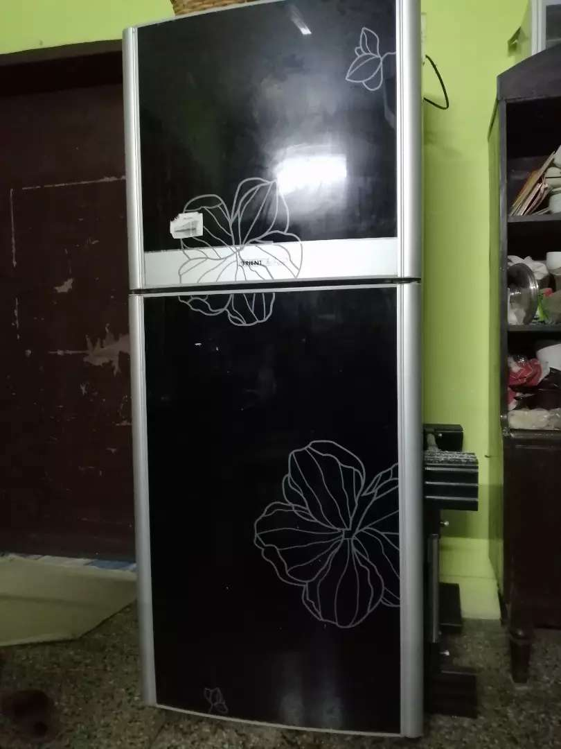 'Orient In Vogue' refrigerator large size condition like new 0