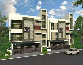 2BHK APPARTMENT WITH PRIVATE TERRACE AT AFFORDALE PRICE