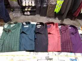 BRANDED SHIRTS IMPORT FROM CANADA ORIGNAL STOCK