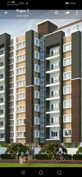 Bhetapara 3bhk under construction flat