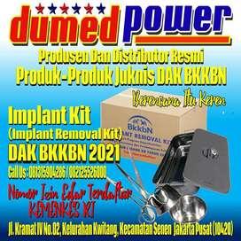 Implant Removal Kit BKKBN 2021   PERBAN JUKOP DAK BKKBN 2021