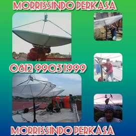 MORRISSINDO Agen Pasang Setting Parabola Grogol Petamburan Jakarta