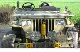 Landi jeep