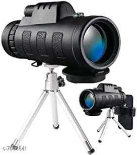 Monocular high power telescope