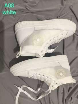 Jual sepatu converse casual warna+style baru*new 36-40 ready,nyaman