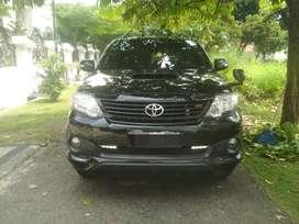 Toyota Fortuner G VNT TRD Manual Diesel Tahun 2015
