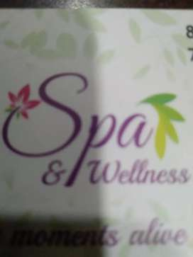 Spa Representative Required (Female)