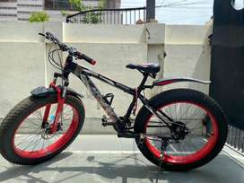 Appgrow Mountain Bicycle. Well maintained.