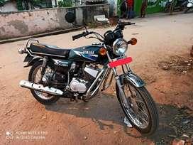 Rx 135 4 speed ,2004 tiger model  .