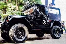 Mahindra thar jeep