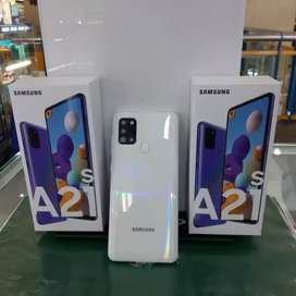 Home Delivery Samsung A21s Promo