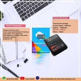 Program IPOS 5 Pro + Printer Bluetooth