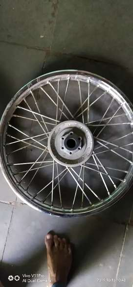 Bullet wheels new rim