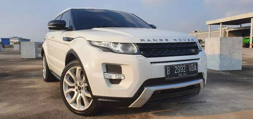 Range Rover Evoque Dinamic luxury 2013 0