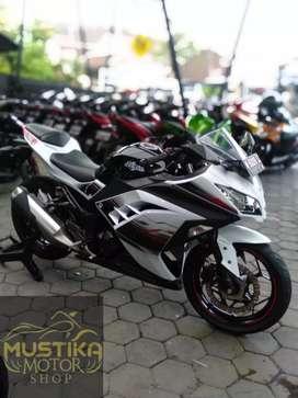 Kawasaki Ninja 250 Th 2014 SE Abs type tertinggi Wiliam Mustika