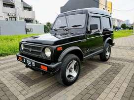 Suzuki Katana Tahun 2000 Orisinil