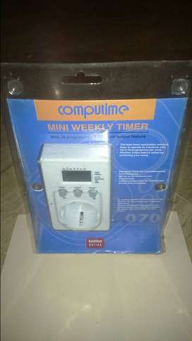 imported Digital Electronic 7 days weekly Timer