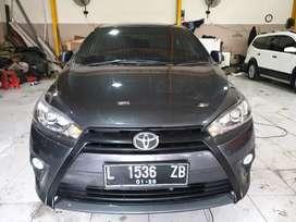 Toyota Yaris G 2015 Matic Grey #New Yaris