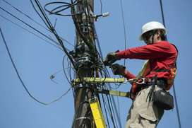 Technician for broadband and cable tv network