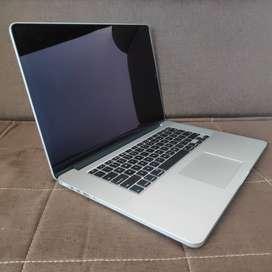 Apple Macbook Pro A1398 Laptop (Retina, 15-inch)