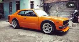 Corolla 1975 custom