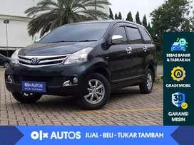 [OLXAutos] Toyota Avanza 1.3 G M/T 2014 Hitam