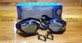 Kacamata Renang ARENA PACIFIC AGG-570 SMK/FREE - ORIGINAL