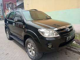 Fortuner V 2.7 Vvti 4x4 At 2007