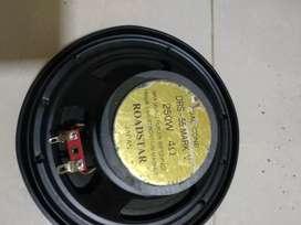 Asli Speaker Mobil Merk RoadStar OEM Japan 250 Watt 4 ohm