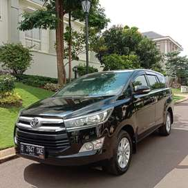 Toyota Innova V MT manual diesel 2016 hitam