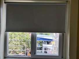 Blind Fold Curtain.
